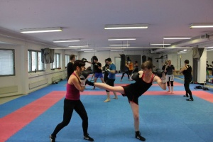 Technical Sparring