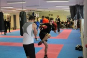 Kickboxing Drills